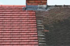 New Roof vs. Old Roof Comparison