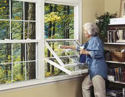 Easy to clean windows